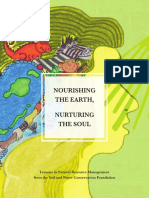 Nourishing the Earth, Nurturing the Soul - M Canares