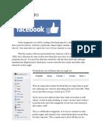 facebookstudentassignment