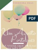 Joao Ferreira Dias Um Agosto Portugues