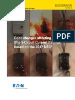 Bus Ele Br 10508 Nec Code Changes 2017 Sccr
