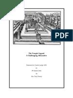 Rudolph Steiner - The Temple Legend.pdf