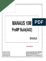 Inventec Manaus 10M Rev A02