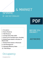 Revpar & Market Share