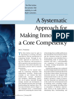 2009-A Systematic Approach for Making  Innovation a Core Competency_TIMMERMAN.pdf