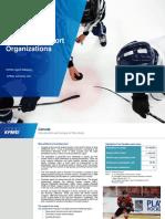 Benchmarking Analysis on Sport Organizations