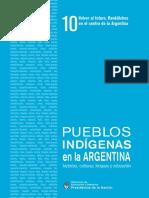Fascículo 10 Volver Al Futuro Rankülches en El Centro de La Argentina
