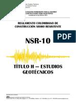 H Estudios Geotécnicos