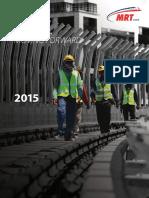MRT ProgressReport2015 ENG