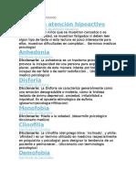 Diccionario Del Psicologo