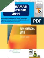 Programa 2011 Español de Sexto Año