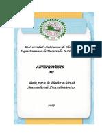 Manual Procedimiento 2013 (1)