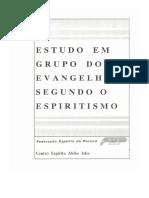 Apostostila_ese - Evangdlho Segundo o Espiritismo