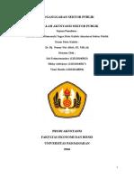 Kelompok 3 ASP Bu Nunuy_Selasa 13.00_Siti Fatimatuzzahra(120110140013)_Rikky Adiwijaya(120110140017)_Vioni Hanifa(120110140094)_Penganggaran Sektor Publik