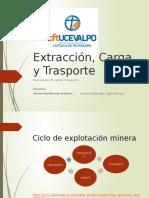 Extracción, Carga y Trasporte