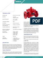 Deluge Valve - SD-DVH2
