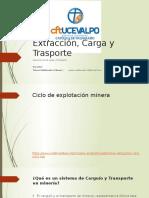Extracción, Carga y Trasporte 2