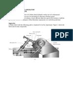 Hydraulic Turbine Laboratory Pelton Whee