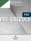 Pré-Calculo - Paulo Boulos.pdf