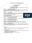 Optimization Techniques Syllabus