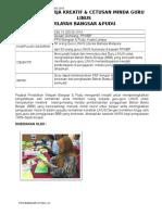 CONTOH LAPORAN PROGRAM INTERVENSI 2015.doc