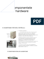 Componentele Hardware 24.10.2016pptx