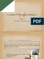 Coma Hipoglucémico