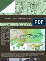 Yichang China Transporte Brt Sostenible