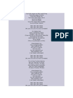 I am A Live Lyrics