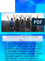 Fe Prezentare 2017 Wild Tour