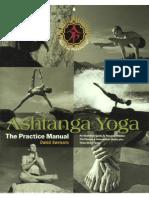 Ashtanga Yoga the Practice Manual