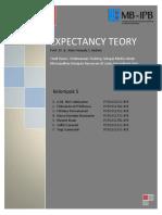Expectancy Theory Kelompok 5 E 49