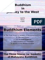 BUDDHISM- Journey to the West