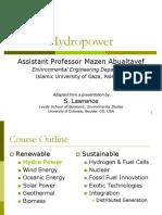 03 Hydropower
