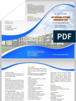 Brochure NSC