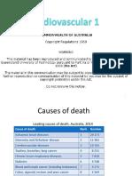 Cardiovascular 1 - Large Slides