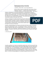 SPILLWAY Probable solutions.docx