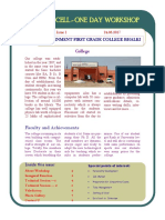 Shakeel Ahmed Placement Cell