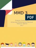 MMD 3