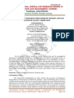 ANALYSIS OF SOIL EROSION USING REMOTE SENSING AND GIS IN HOSUR TALUK, TAMILNADU