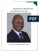 Mid Term 2015 Zimra Report