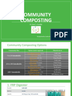 Community Composting Solutions