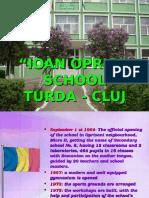 Ioan Opris School