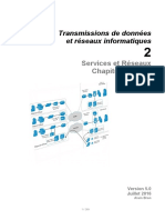 Transmissions de Données et Réseaux Informatiques (Services et Réseaux