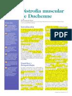Duchenne, Definitivo