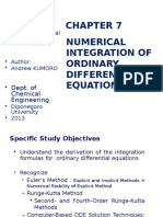 WEEK 7 Numerical Integration ODE EU RK and  IBV.pptx