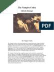 Vampire Codex - (Werewolve/Vampire)