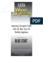 Blue Coat WhatWorks Case Study