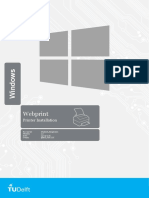 Windows Webprint 2016