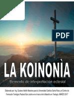 KOINONIA 01 20marzo2017 Listo