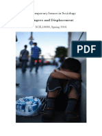 Contemporary Issues in Sociology Refugees and Displacement